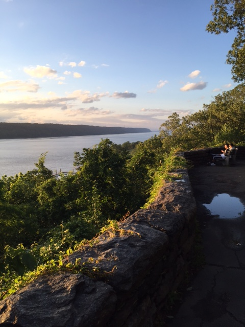 fort tryon park june 2016