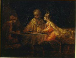 Rembrandt_Esther