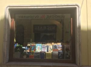 kosice bookstore