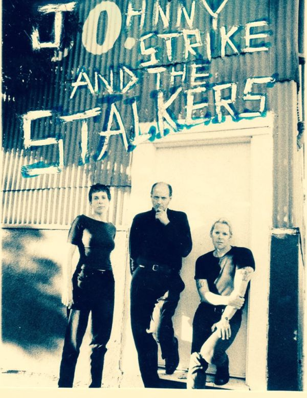 johnny strike and the stalkers 2